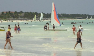 Canada is the biggest market for foreign tourists to Jardines del Rey.