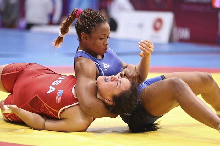 Congratulate, interracial wrestling pictures with
