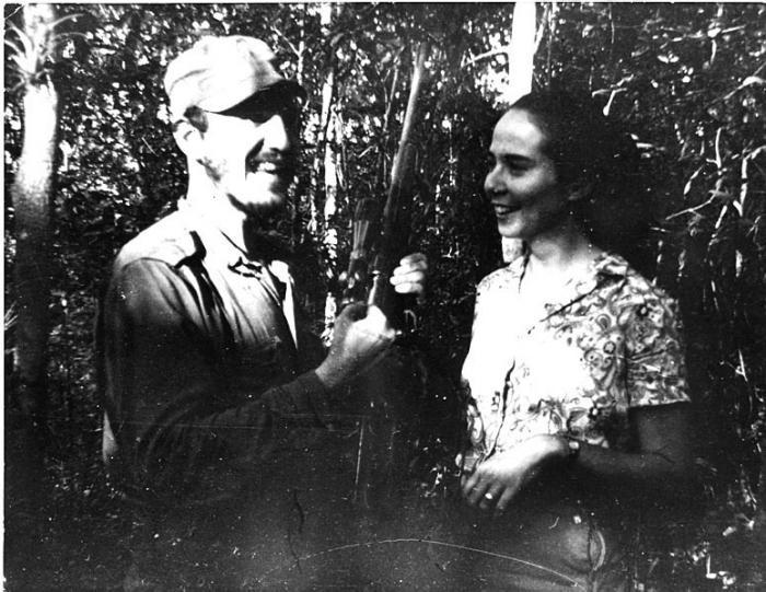 Vilma Espín, a Role Model for Cuban Women
