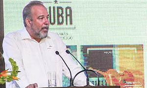 Manuel Marrero, Cuba's minister of Tourism, noted that Canada continues to be the country's number one emissary market, sending 1.3 million tourists to the island in 2015, followed by Germany, the United States, the UK, France, Italy, Spain, Mexico, Venez