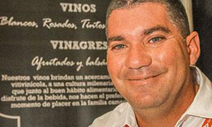 Yordanis Rey, from Camagüey runs a successful mini industry dedicated to producing artisan wines and other fermented products.