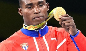 Julio César La Cruz, 81kg triple World Champion, made history by securing the Olympic gold in Río.