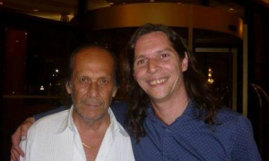 Paco de Lucia has a stellar student and loyal follower in Cuban Reynier Mariño.