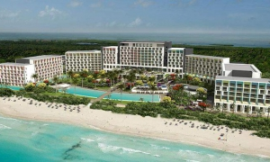 The chain's Bella Vista hotel, set to be inaugurated in early next year, will include areas exclusively for adults.