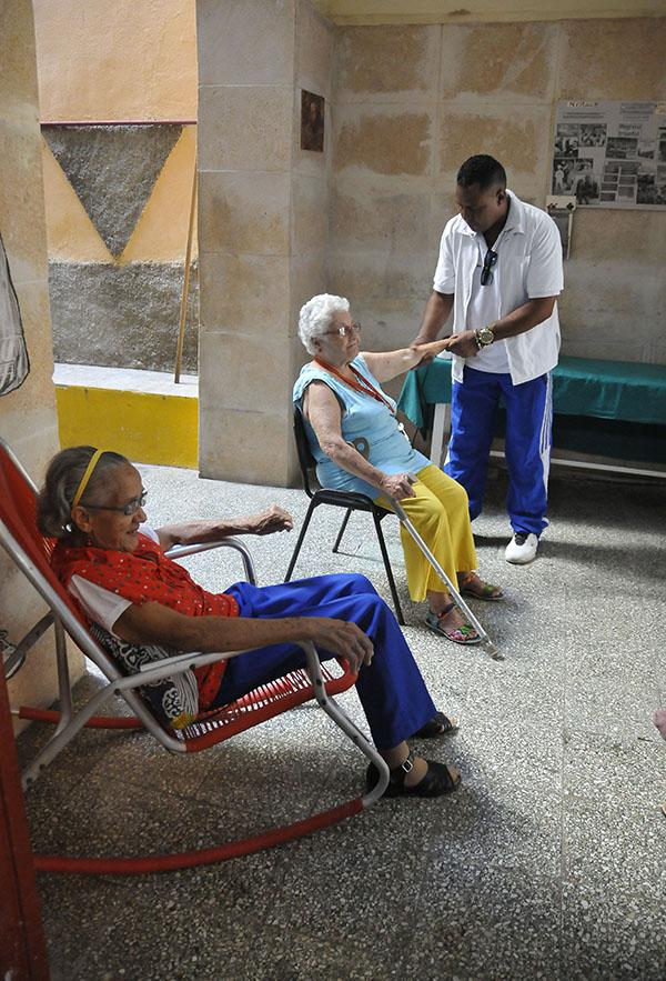 Figures reveal that Cuba will soon be one of the countries with the highest number of adults 60 years of age and older in the Americas.
