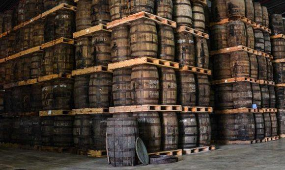Investments Underway At Cubas Dark Rum Factory To Expand Aging