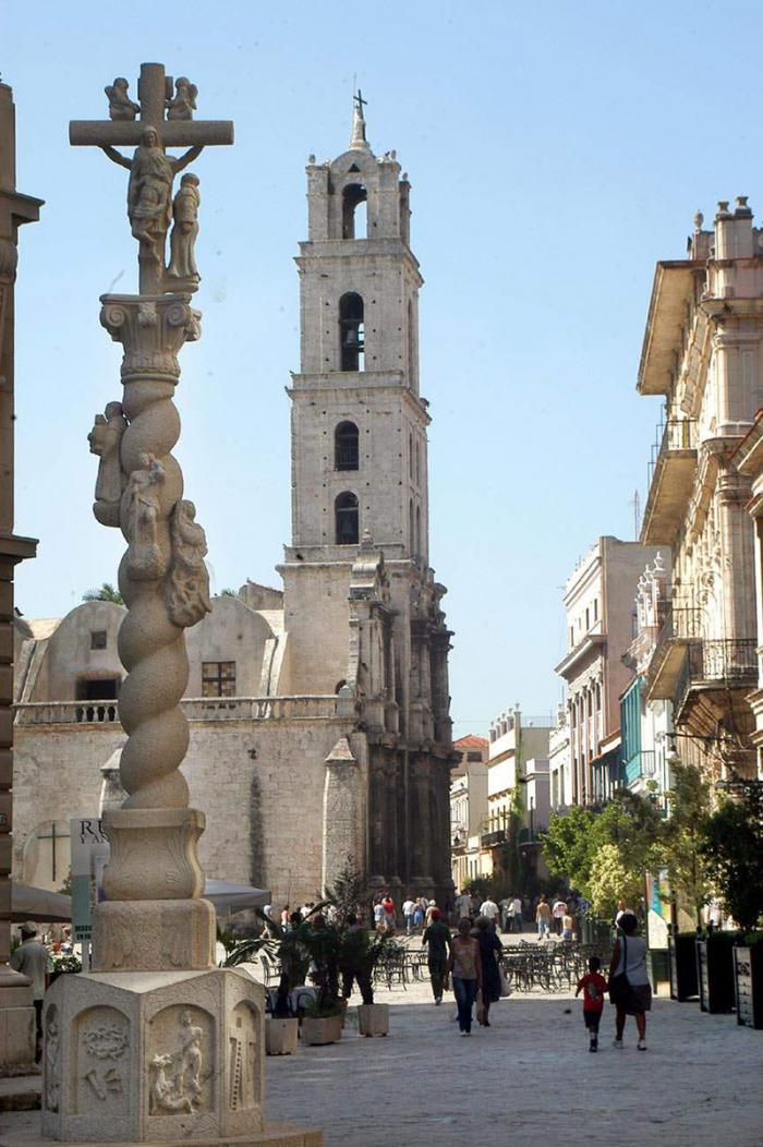 The restoration of Old Havana, led by the City Historian, has required bold decisions.