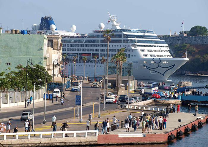 Cruise Industry Committed To Cuba Tourism Granma Official - Cuban cruises