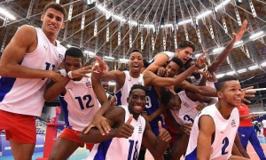 Cuba won silver in the Under-21 World Volleyball Championships.