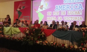 The 23rd Sao Paulo Forum concluded in Managua during which it was announced that Cuba will host the next edition of the event.
