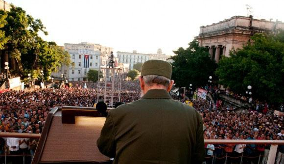 The University of Havana provided Fidel with a platform from which to lead the nation's youth.