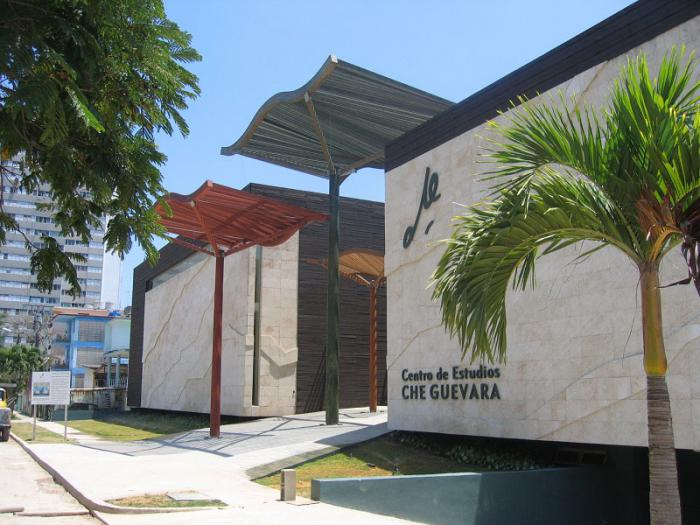 The Che Guevara Studies Center holds a collection of more than 1000 documents on his life and work, 1928-1967.