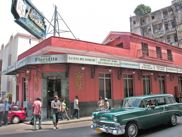The Daiquirí, Hemingway, and 200 years of the Floridita.