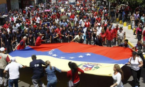 The people of Caracas reaffirm support for Constituent Assembly.