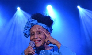 "Omara Portuondo, known as the ""Diva of the Buena Vista Social Club Orchestra,"" also performed in the 21st edition of Colombia's Barranquijazz Festival."