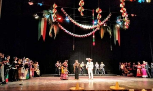 21st Mexican Song Contest in Havana.