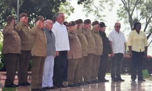 Cuba honors its heroes with pride, just as they defended our independence