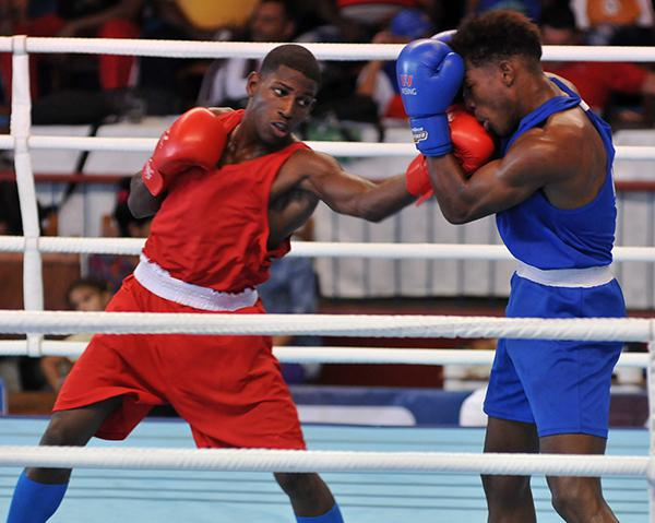 Good prospects for Cuban boxers this 2018 › Sports › Granma