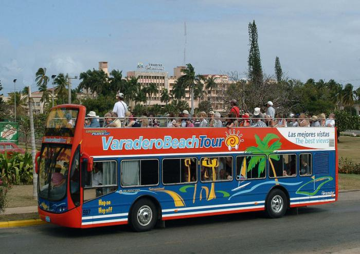 Tourism is one of the Cuban economy's most dynamic sectors.