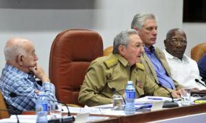 The Party Central Committee, meeting in its Fifth Plenum, analyzed important issues related to the updating of Cuba's socio-economic model
