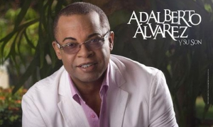 "Cuban son musician par excellence, Adalberto Álvarez possesses an unmistakable harmonic and melodic style. Known as ""El Caballero del Son"" he has innovated and made great contributions to the genre."