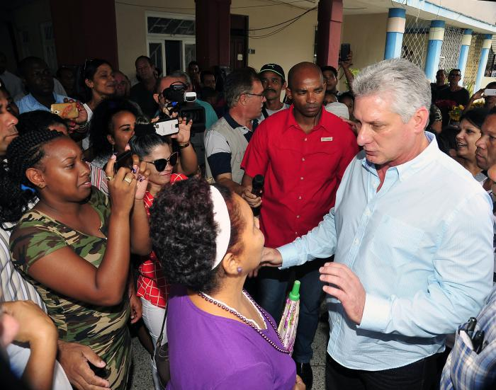 Díaz-Canel insists on ensuring sustainability of revitalization works underway in Havana