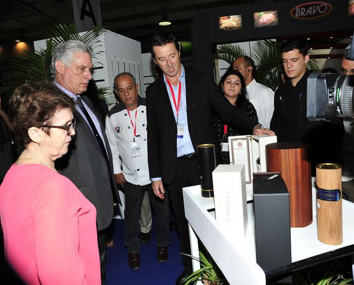 Díaz-Canel undertakes intense work agenda in the capital
