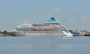 Cruise ship tourism on the rise