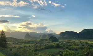 The valley has become one of Cuba's most important tourist destinations, thanks to its beauty.