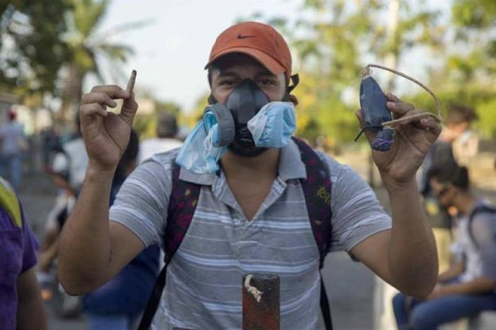 Nicaragua is now the target