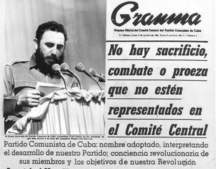 f3a8f9e6f The previous day, Comandante en Jefe Fidel Castro had presented the members  of the Central Committee of the Communist Party of Cuba; read Che's ...