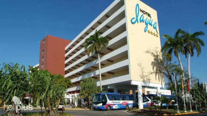 The Spanish hotel company Meliá is immersed in the rebranding process of the Jagua hotel in the province of Cienfuegos.