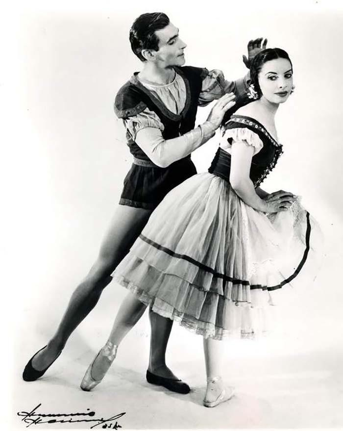 A magnificent tribute to the illustrious Alicia Alonso
