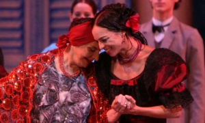 "Viengsay Valdés to Alicia Alonso: ""I will follow in your footsteps."""