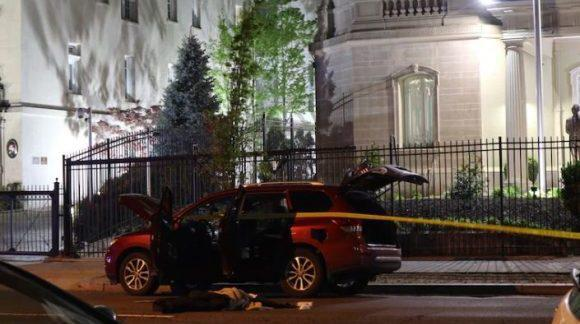 Multiple shots fired at Cuban embassy in Washington, 1 arrested